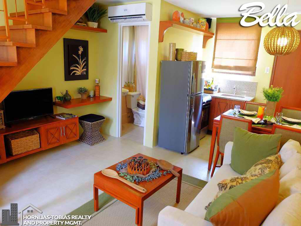 Bella house in camella davao communal buhangin davao for Camella homes design with floor plan