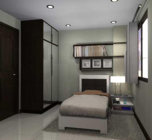Nice Cheap 1 Bedroom Apartments: Linmarr Towers - Davao Property Finder