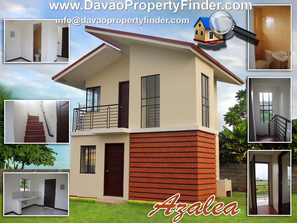 Villa monte maria davao property finder for 2 storey small house design