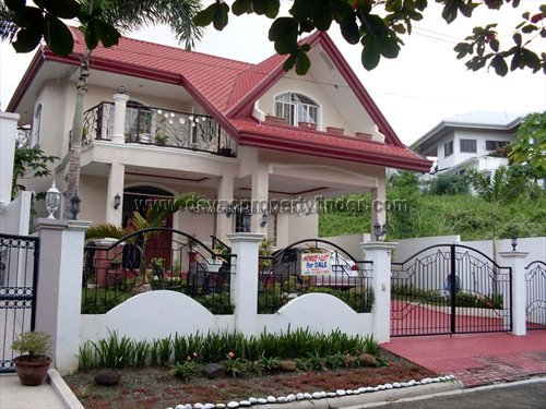 Beautiful house for sale in monteritz davao property finder for Full house house for sale