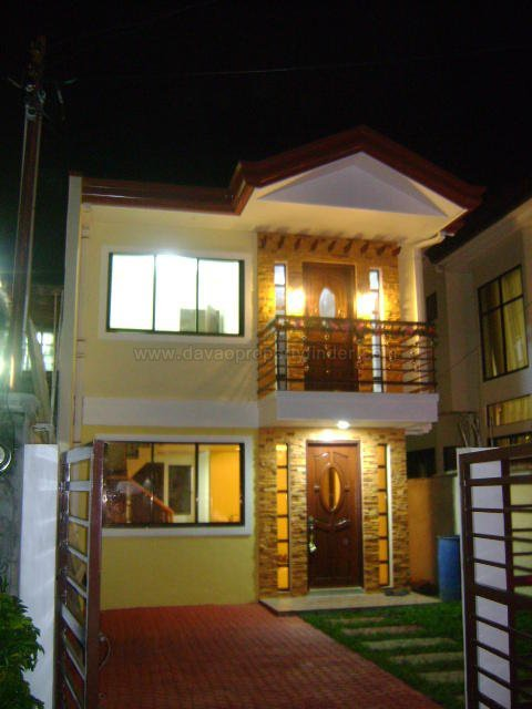 Beautiful 2 storey house for sale at guadalupe village lanang davao property finder Robinson s home furniture philippines