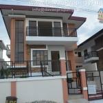 double storey house at Ilumina Estates Davao