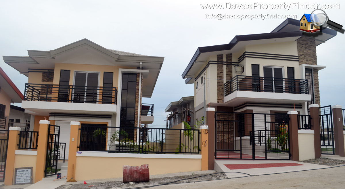 Ilumina estates davao property finder for Subdivision house plans