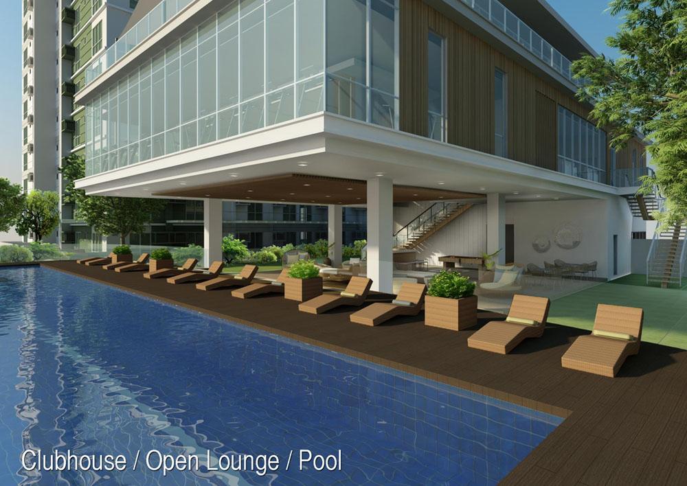 swimming pool abreeza place