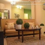 living room 2 Bedroom Inner Unit at Verdon Parc Davao