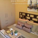 2 Bedroom Inner Unit at Verdon Parc Davao master bedroom