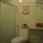 toilet 2 Bedroom Inner Unit at Verdon Parc Davao
