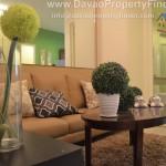 sofa furniture 2 Bedroom Inner Unit at Verdon Parc Davao