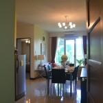 overview 2 bedroom with balcony Verdon Parc Condominium