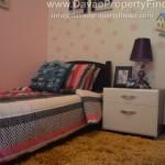 second bedroom - 2 bedroom with balcony Verdon Parc Condominium