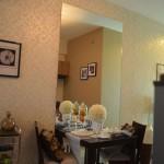 dining 1 bedroom Verdon Parc Condominium