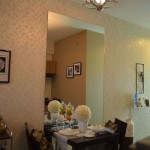 dining area 1 bedroom Verdon Parc Condominium