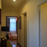 2 Bedroom End Unit with Balcony Verdon hallway