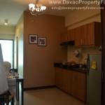 kitchen 1 bedroom Verdon Parc Condominium