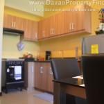 kitchen and dining area 2 bedroom with balcony Verdon Parc Condominium