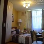 bedding 1 bedroom Verdon Parc Condominium