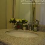 bath sink 2 Bedroom End Unit with Balcony Verdon