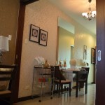 dining decor 1 bedroom Verdon Parc Condominium