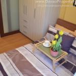 beautiful bedding 1 bedroom Verdon Parc Condominium