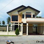 Front view of Laelia House Orchid Hills Davao