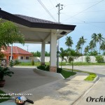 The concierge of the clubhouse - Orchid Hills Davao
