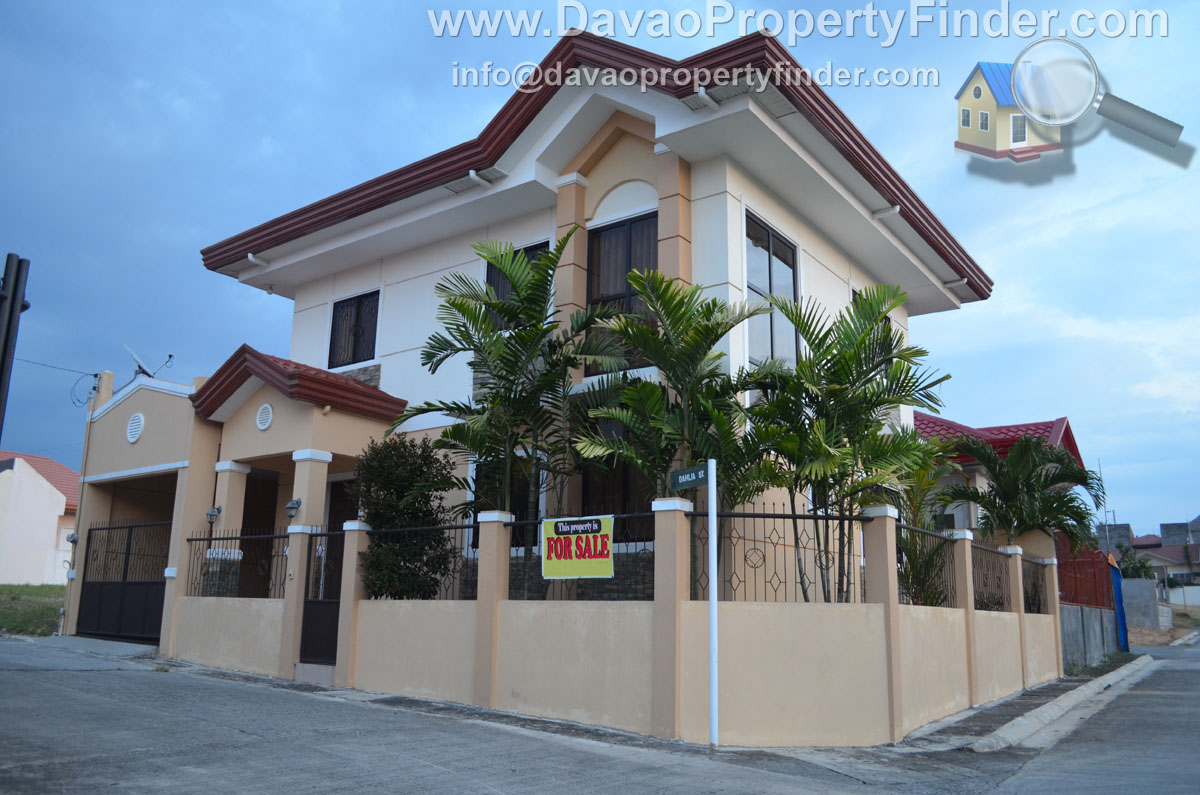 2 storey dream house at cecilia heights buhangin davao for Dream house finder
