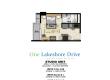 Studio 23.50 sqm One Lakeshore Drive Davao City