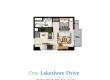 Executive Studio 29.00 sqm UnitEG One Lakeshore Drive Davao City