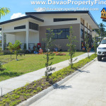 back view of the clubhouse at Celerina Heights, Cabantian, Buhangin, Davao City