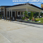Front view2 of the clubhouse at Celerina Heights, Cabantian, Buhangin, Davao City