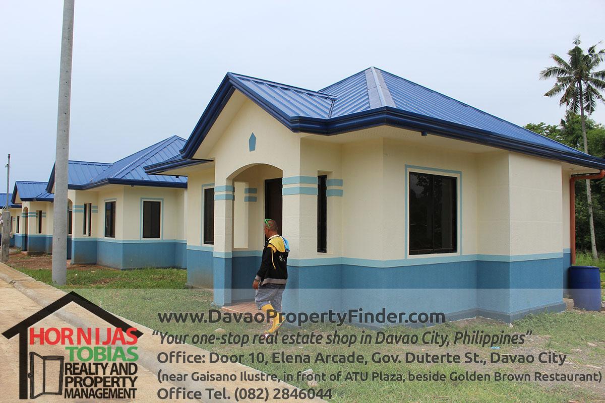 Villa constancia homes catalunan peque o davao city for Sample house images