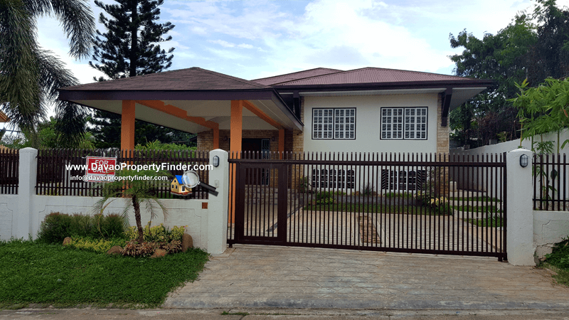 4br House For In Lanang Davao City Belisario 1