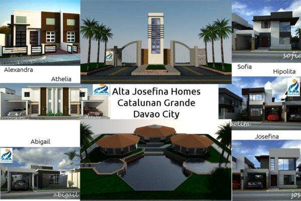 Alta Josefina Homes Catalunan Grande Davao City