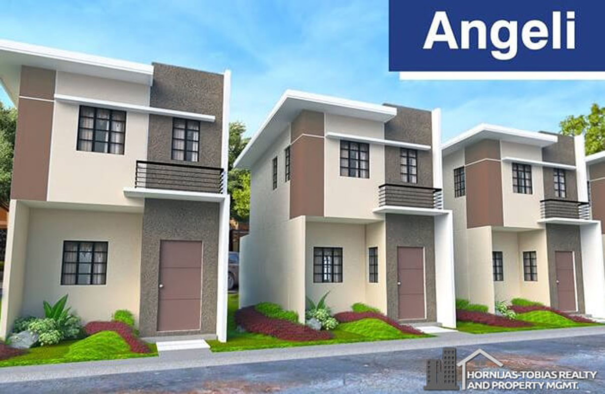 Angeli House Single Attached In Lumina Homes Panabo