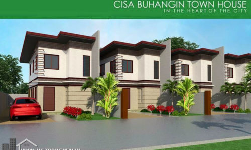 4-Bedroom Townhouse for Sale in Buhangin