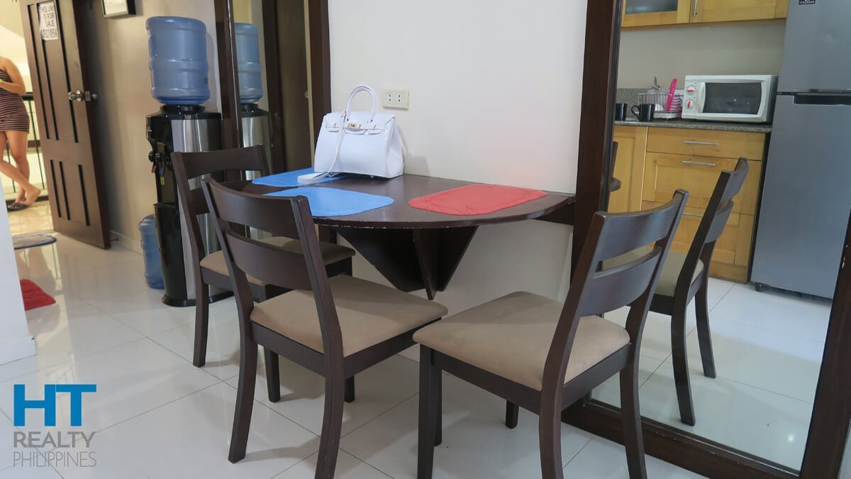 Fully Furnished Studio Type Condo Unit at Linmarr Towers