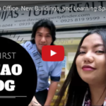 Vlog 1: Davao Office, New Buildings, and Learning Spanish