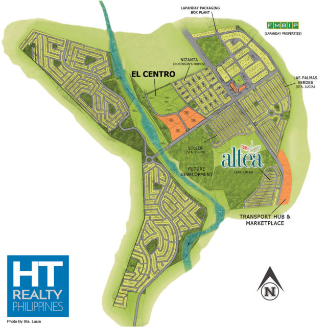 altea masterplan - davao property finder - ht realty philippines copy copy
