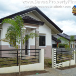 Mike house and lot package at Granville Subdivision, Catalunan Pequeño, Davao City