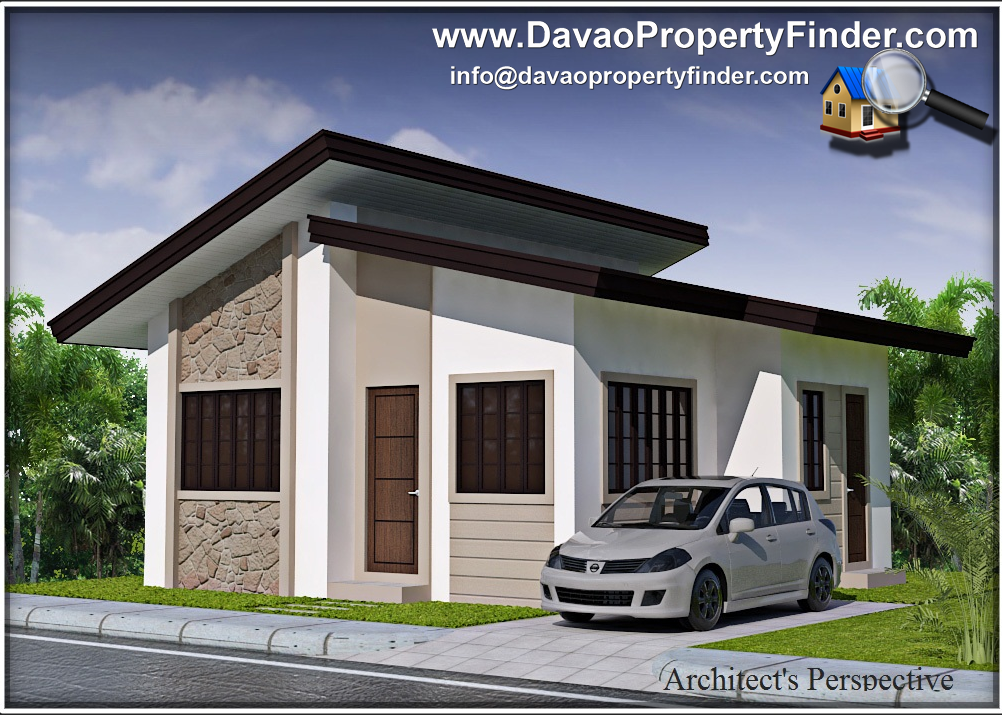 290 Contemporary Low Cost House: Davao Property Finder